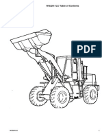 Parts Manual WA320 1LC S N A25001 Up