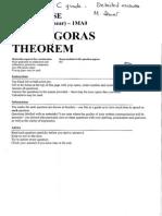 70 pythagoras  c grade answers
