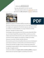 DEFINICIÓN DE BUROCRACIA