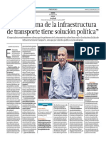 Reforma e Infraestructura