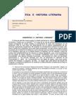 Leo Spitzer - Lingueistica e Historia Literaria
