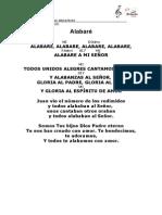 Alabaré