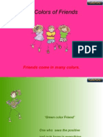 Colorful of Friends