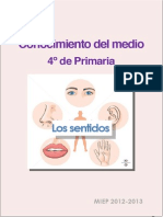 Libro de Los Sentidos - Miep 2012-2013