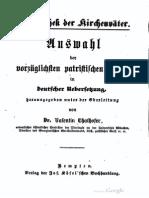 AA VV Menores Bibliothek Der Kirchenväter Vol 12 1872