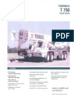75 Ton Terex-T750