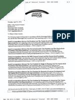 American Bridge open records request