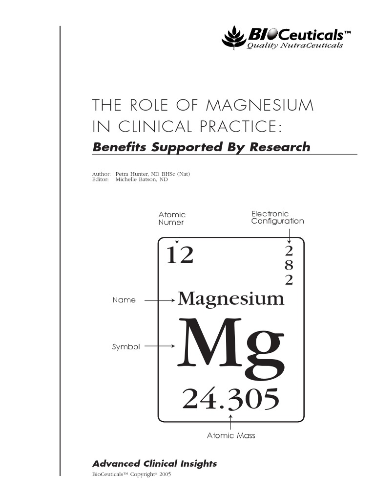 The role of magnesium in clinical practice cardiac arrhythmia the role of magnesium in clinical practice cardiac arrhythmia hypertension ccuart Choice Image