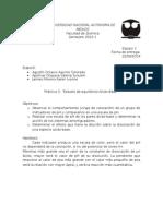 Práctica 3 estudio de equilibrios acido Base