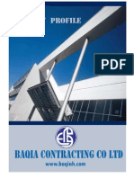 Baqia Contracting Co .Ltd Profile