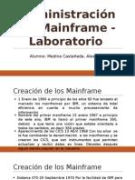 Historia de los Mainframes