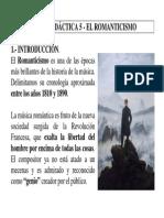 UD5 - Romanticismo