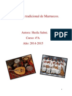 La Música Tradicional de Marruecos