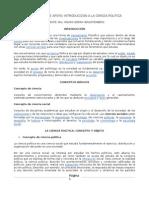 Documento de Apoyo Ciencia Politica Cunoc 2012