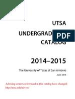 2014-15CatalogDraft8-26-14