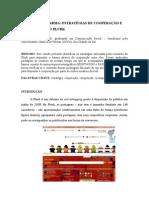 Karina Peres - EM BUSCA DE KARMA - ESTRATÉGIAS DE COOPERAÇÃO E COMPETIÇÃO NO PLURK
