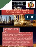 Seguridad industrial ELEMENTOS DISEÑADOS PARA PROTEGER O AISLAR LAS DIFERENTES PARTES DEL CUERPO HUMANO