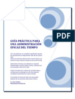 Guia Practica Para Una Eficaz Administracion Del Tiempo Luis Ravizza