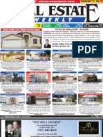 Real Estate Weekly - February 4, 2010