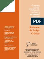 Guia de Síndrome de Fatiga Crónica