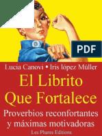 El Librito Que Fortalece, Lucia Canovi