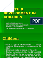 1. Child Growth & Development