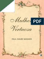 Mulher Virtuosa Por Paul Washer