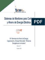 Sistemas Control Energia V2SEMHUNT