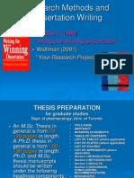 Dissertation Concise