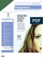 PBA Progress Summer05 Newsletter