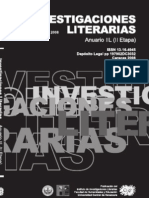 Investigaciones Literarias N16 v II 2008