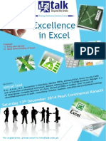 Excellence in Excel by TALK