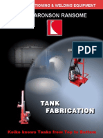Complete Tank Fabrication
