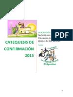 Catequesis Confirmación - Catequistas