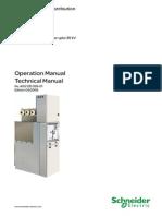 Gas-Insulated Switchgear Upto 36 KV