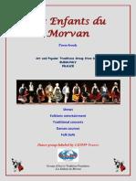 Press Book Enfants Du Morvan