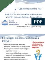 Memorias Conferencia FIM 26 Ago 2014