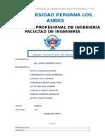 Informe Final Geologia LA MERCED
