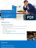 SP2013-Whats New Web