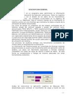 Manual Software SDC
