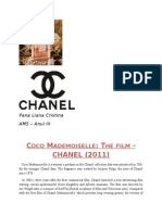 Coco Chanel Mademoiselle - The Film Chanel