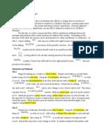 2014.01.29 Prelab Report 2 Le Chatelier's Principle A