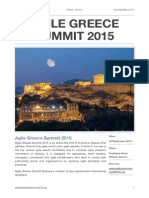AgileGreeceSummit 2015 Sponsorship