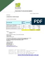 Cotización  N°000010 (PLANTAS ORNAMENTALES