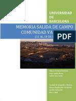 Memoria Salida de Campo Comunidad Valenciana.pdf
