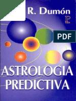 Eloy Dumont. Astrología Predictiva