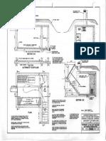Underground Shelter Drawing Plans