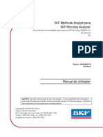 SKF @ptitude Analyst para SKF Microlog Analyzer