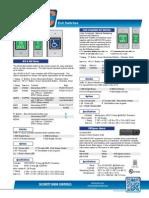 Security Door Controls SDC 413N
