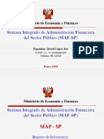 Clase Nº 04 - 01 Febrero - SIAF